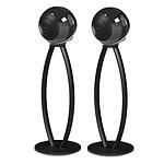 Cabasse The Pearl Akoya Noir (la paire) + 2 pieds noirs