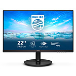 "Philips 21.5"" LED - 222V8LA"