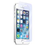 QDOS OptiGuard Glass Protect avec filtre bleu pour iPhone SE, 5s, 5