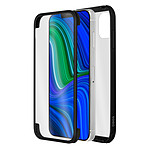 QDOS Case Infinity Glass Defense for iPhone 12 - clear/black