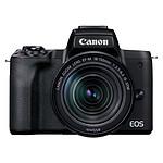 Canon EOS M50 Mark II 18-150 Noir