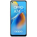 OPPO A74 4G Bleu (6 Go / 128 Go)