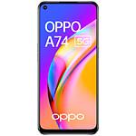 OPPO A74 5G Plata (6GB / 128GB)