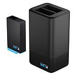 Cargador doble GoPro + batería (MAX)