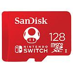 SanDisk microSDXC Nintendo Switch 128 Go