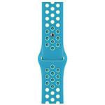 Apple Bracelet Nike Sport 44 mm Chlorine Blue/Green Glow