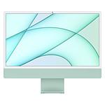 """Apple iMac (2021) 24"""" 512 Go Vert (MGPJ3FN/A-MKPN)"""