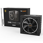 be quiet ! Pure Power 11 FM 650W 80PLUS Gold