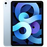 Apple iPad Air (2020) Wi-Fi + Cellular 64 Go Bleu ciel