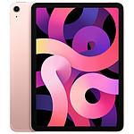 Apple iPad Air (2020) Wi-Fi + Cellular 64 Go Rose Or
