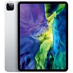 Apple iPad Pro (2020) 11 pouces 256 Go Wi-Fi + Cellular Argent