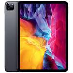 Apple iPad Pro (2020) 11 pouces 256 Go Wi-Fi + Cellular Gris Sidéral