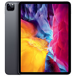 Apple iPad Pro (2020) 11 pulgadas 256GB Wi-Fi Gris Sidéreo