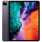 Apple iPad Pro (2020) 12.9 pouces 256 Go Wi-Fi + Cellular Gris Sidéral - Reconditionné