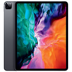 Apple iPad Pro (2020) 12.9 pouces 512 Go Wi-Fi + Cellular Gris Sidéral