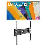 LG OLED55GX + Meliconi GhostSlim T400 Plus