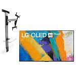 LG OLED55GX + ERARD EXOSTAND400
