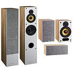 Davis Acoustics Pack Mia 60 5.0 Chêne Clair