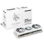 PowerColor Hellhound Spectral White AMD Radeon RX 6700 XT 12GB GDDR6