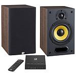 Elipson Connect 250 + Davis Acoustics Mia 20 Teak