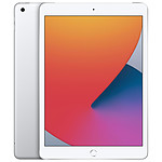 Apple iPad (Gen 8) Wi-Fi + Cellular 128 Go Argent