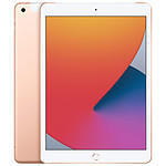 Apple iPad (Gen 8) Wi-Fi + Cellular 32 Go Or
