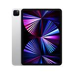 Apple iPad Pro (2021) 11 pouces 128 Go Wi-Fi + Cellular Argent