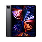 Apple iPad Pro (2021) 12.9 pouces 128 Go Wi-Fi + Cellular Gris Sidéral