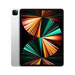 Apple iPad Pro (2021) 12.9 pouces 128 Go Wi-Fi Argent
