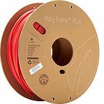 Polymaker PolyTerra 1.75 mm 1 Kg - Rouge