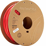 Polymaker PolyTerra 2.85 mm 1 Kg - Rouge Lava
