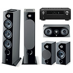 Denon AVC-X4700H Noir + Focal Pack Chora 826-D Noir