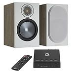 Elipson Connect 250 + Monitor Audio Bronze 50 Urban Grey