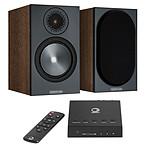 Elipson Connect 250 + Monitor Audio Bronze 50 Noyer