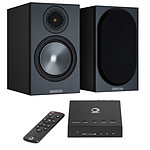 Elipson Connect 250 + Monitor Audio Bronze 50 Noir