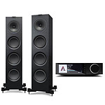 Cambridge Audio EVO 150 + KEF Q750 Noir