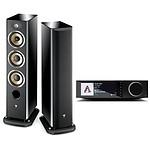 Cambridge Audio EVO 150 + Focal Aria 926 Black High Gloss