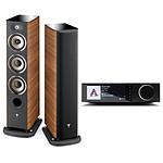 Cambridge Audio EVO 150 + Focal Aria 926 Noyer