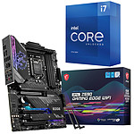 Kit Upgrade PC Core i7K MSI MPG Z590 GAMING GAMING EDGE WIFI