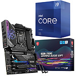 Kit Upgrade PC Core i9F MSI MPG Z590 GAMING GAMING EDGE WIFI
