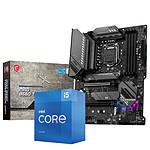 Kit de actualización de PC Core i5F MSI MAG B560 TOMAHAWK WIFI