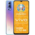 Vivo Y72 Bleu Irisé (8 Go / 128 Go)