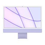 """Apple iMac (2021) 24"""" 256 Go Mauve (Z132-8GB/256GB-M-MKPN)"""
