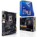 Kit Upgrade PC Core i9K ASUS TUF GAMING Z490-PLUS (WI-FI)