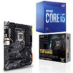 Kit Upgrade PC Core i5F ASUS TUF GAMING Z490-PLUS (WI-FI)