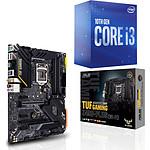 Kit Upgrade PC Core i3 ASUS TUF GAMING Z490-PLUS (WI-FI)