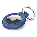 Belkin Support sécurisé pour Airtag porte clé Bleu