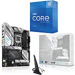Kit Upgrade PC Core i5K ASUS ROG STRIX B560-A GAMING WIFI