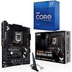 Kit Upgrade PC Core i7K ASUS TUF GAMING B560-PLUS WIFI