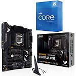 Kit Upgrade PC Core i5K ASUS TUF GAMING B560-PLUS WIFI